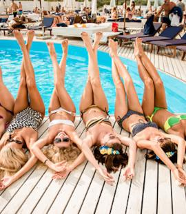 How to Throw a Destination Bachelorette Party