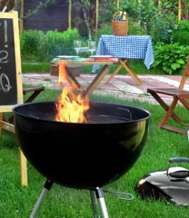 How to Turn Your Next Backyard BBQ into an Olympic Competition