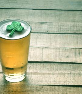 Say No To Green Beer: 5 St. Patrick's Day Cocktails for the Non-Beer Drinker