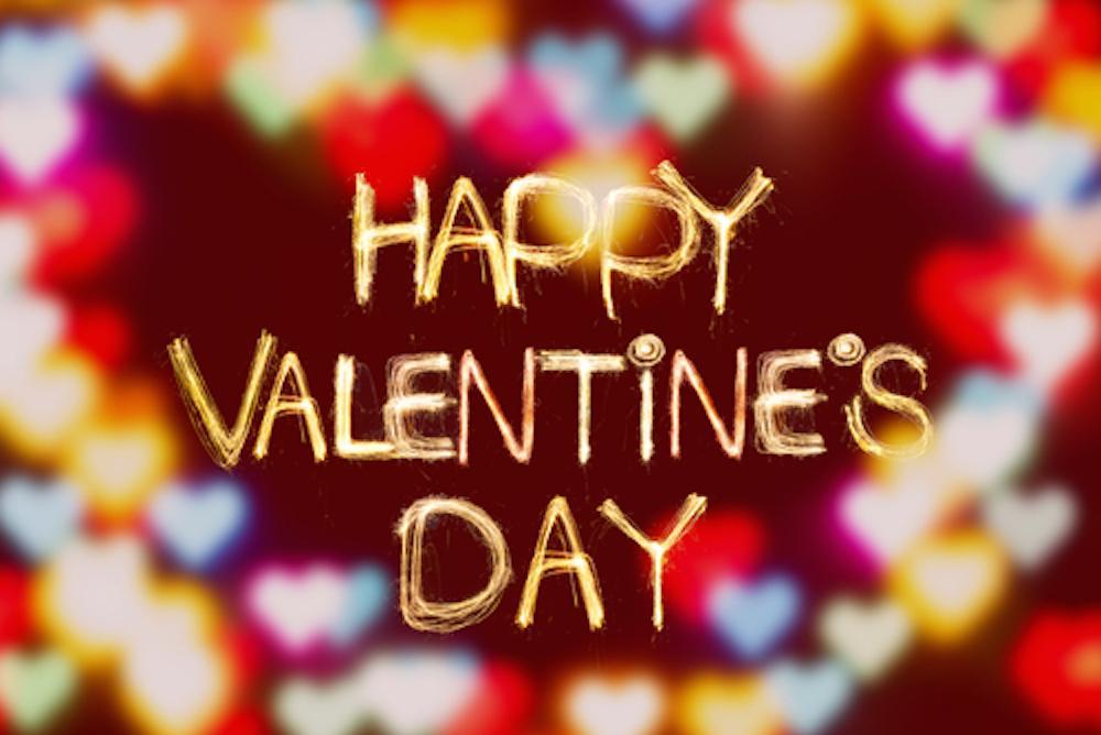 Celebrate Valentine\'s Day